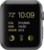 Apple Watch 1.Generation, Sport, Aluminium vendere