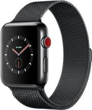 Apple Watch Series 3, GPS+Cellular, Edelstahl vendere