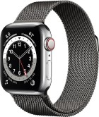 Apple Watch Series 6, Edelstahl, Cellular vendere
